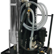 Bulk Diesel Filter Fuel Cart Demonstration