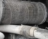 construction equipment air filters